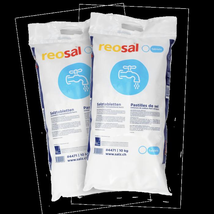 Reosal Regenerier-Salztabletten im 10 kg Beutel