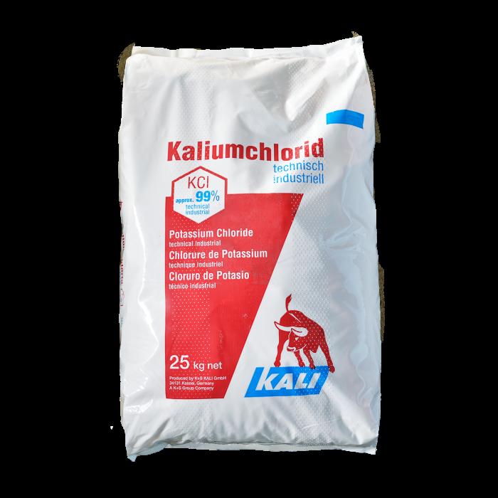 Kaliumchlorid technisch KCl ca. 99 % im 25 kg Sack