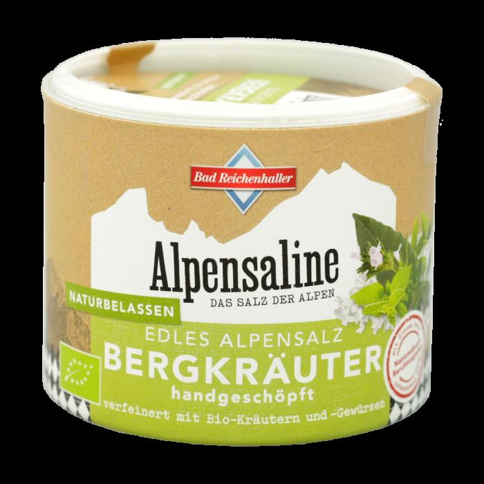Alpensaline Bergkräuter 90 Gramm Dose