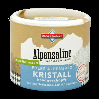 Alpensaline Kristallsalz 100 Gramm Dose