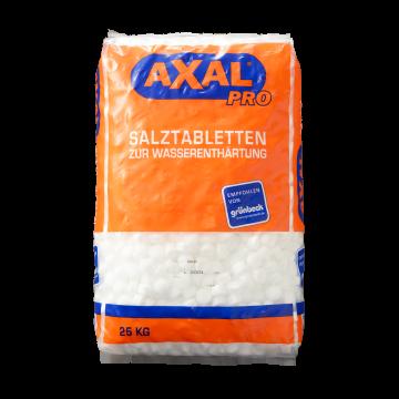 Axal  PRO Siedesalztabletten nach DIN EN 973 Typ A im 25 kg Sack