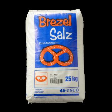 Edelsiebkorn Stein - Speisesalz  0,8-2,0 mm im 25 kg Sack