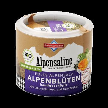 Alpensaline Alpenblütensalz 80 Gramm Dose