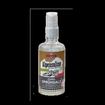 Alpensaline Pures Sprühsalz 120 ml Flasche
